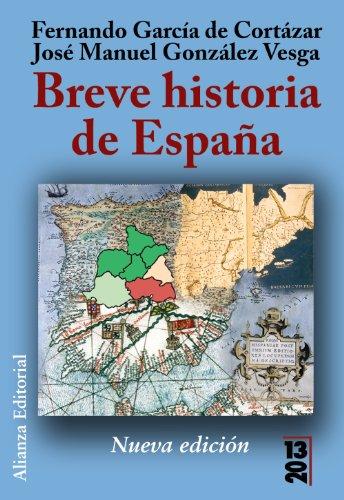 9788420693804: Breve historia de Espana / Brief History of Spain