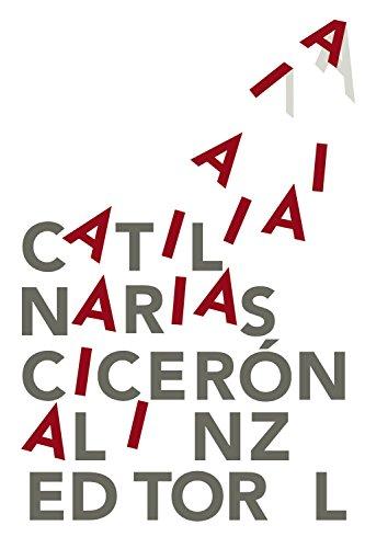 CATILINARIAS: Cicerón