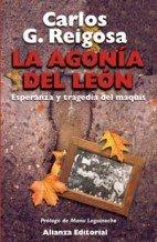 9788420694351: La agonía del león (Spanish Edition)