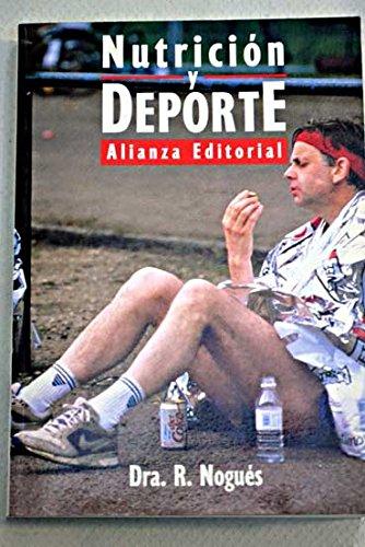 9788420694498: Nutricion y deporte/ Nutrition and Sports (Spanish Edition)