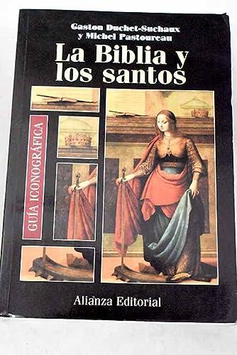 9788420694788: Guia iconografica de la biblia y los santos