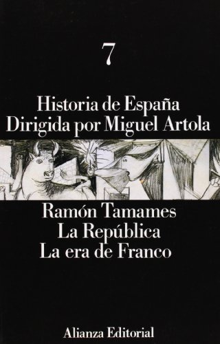9788420695686: Historia de España / History of Spain: La república. La era de Franco / The republic. The era of Franco (Spanish Edition)