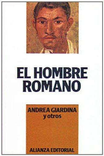 9788420696126: El hombre romano/ The Romantic Man (Spanish Edition)