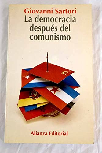 9788420696676: La democracia despues del comunismo