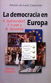 9788420696706: La democracia en europa/ The Democracy in Europe (Spanish Edition)