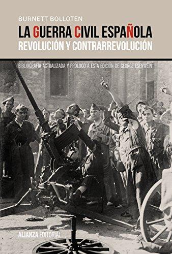 9788420697123: La guerra civil española: Revolución y contrarrevolución (Alianza Ensayo)