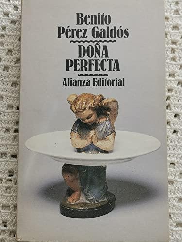 9788420699776: Dona Perfecta (El Libro de bolsillo) (Spanish Edition)