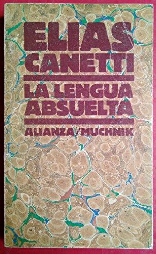 9788420699790: La lengua absuelta (Libro De Bolsillo, El)