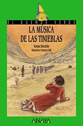 9788420700397: La musica de las tinieblas / the Music of Darkness (Cuentos, Mitos Y Libros-Regalo) (Spanish Edition)