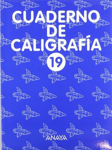 9788420700984: Cuaderno de Caligrafía 19