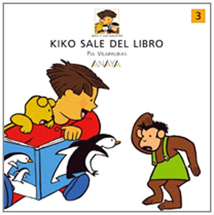 9788420712529: Kiko sale del libro / Leaves Book (Primeros Lectores) (Spanish Edition)