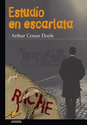 9788420712659: Estudio en escarlata / A Study in Scarlet, 1887 (Tus Libros Seleccion / Your Books Selection) (Spanish Edition)