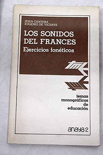 9788420714653: LOS SONIDOS DEL FRANCÉS. Ejercicios fonéticos.
