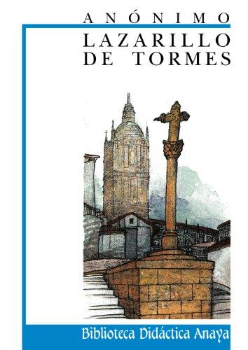 Lazarillo De Tormes (Biblioteca Didactica Anaya): Anonimo