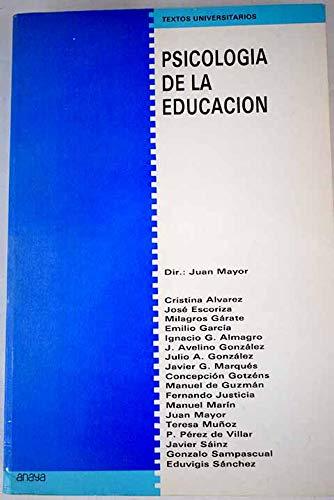 9788420726274: Psicologia De La Educacion