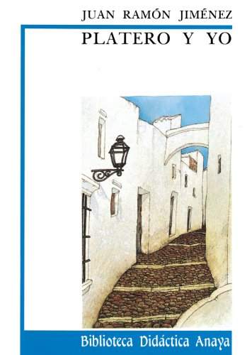 9788420726366: Platero y yo (Clásicos - Biblioteca Didáctica Anaya)