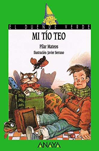 9788420729060: Mi Tio Teo/My Uncle Teo (Spanish Edition)