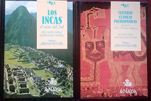 LOS INCAS EL REINO DEL SOL: JOSE ALCINA FRANCH