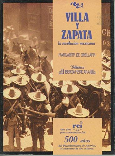 9788420729596: Villa y Zapata