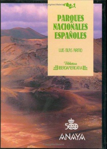 Parques nacionales españoles, Los (1988): BLAS, LUIS