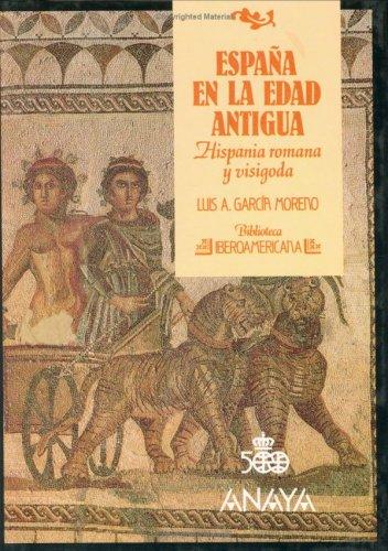 9788420730912: España en la edad antigua