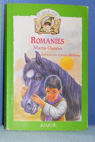 9788420731032: Romanies (Duende Verde)
