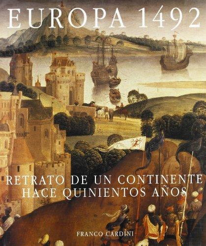 9788420733449: Europa 1492 (Spanish Edition)