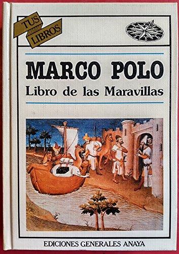 9788420734095: Libro de las maravillas (Tus Libros)