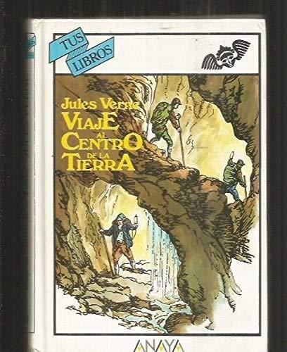 9788420734132: Viaje al centro de la tierra (Tus Libros)