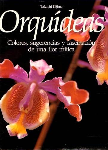 Orquideas (Spanish Edition): Kijima, Takashi