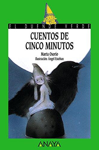 9788420735283: Cuentos de cinco minutos/ Five-minute short stories (El duende verde) (Spanish Edition)