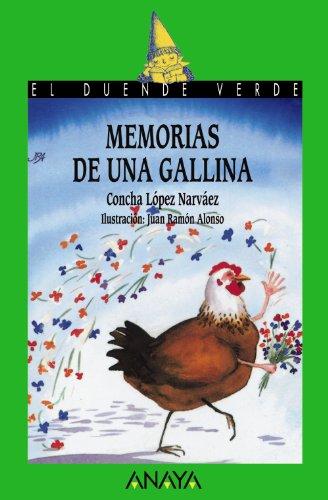 9788420735313: Memorias de una gallina (Literatura Infantil (6-11 Años) - El Duende Verde)
