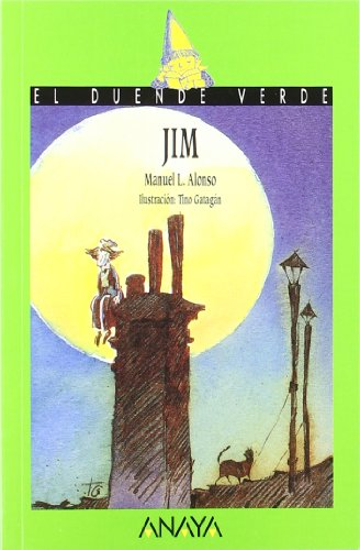 9788420735344: Jim (Cuentos, Mitos Y Libros-regalo) (Spanish Edition)