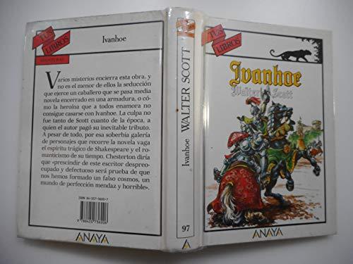 9788420736006: Ivanhoe (Tus Libros)