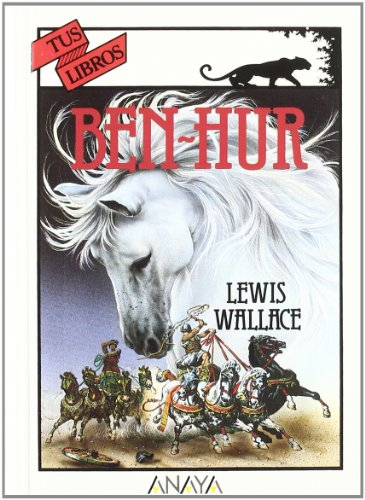 9788420739526: Ben-Hur (Libros Para Jóvenes - Tus Libros)