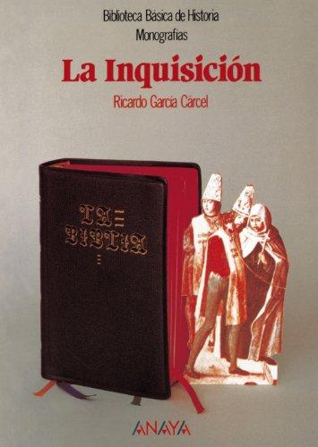 9788420739632: La Inquisición (Historia - Biblioteca Básica De Historia - Serie «Monografías»)