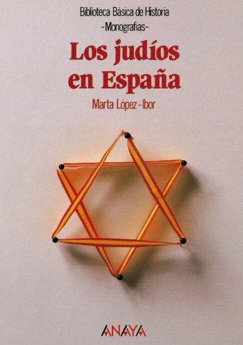 9788420739649: Los judíos en España (Historia - Biblioteca Básica De Historia - Serie «Monografías»)