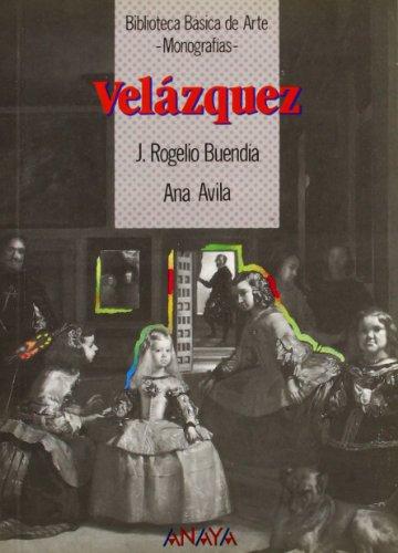 Velázquez: Ana Ávila J. Rogelio Buendía