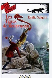 9788420747835: Los tigres de Mompracem/ The Tigers of Mompracem (Spanish Edition)