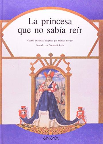 9788420748351: LA PRINCESA QUE NO SABIA REIR