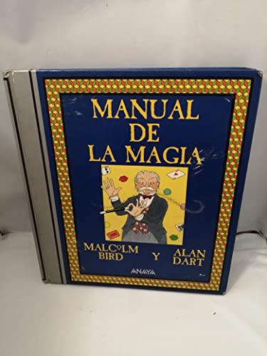 9788420748535: Manual de la magia