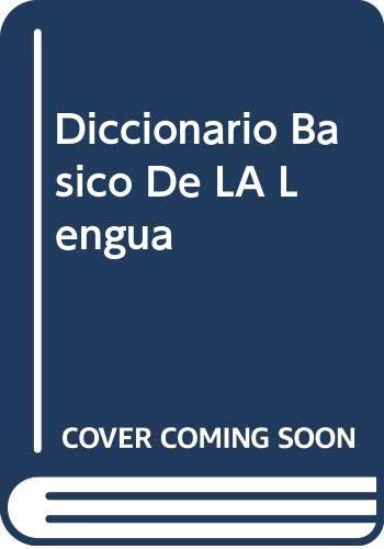 Diccionario Basico De LA Lengua (Spanish Edition): unknown