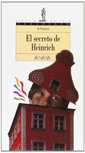 9788420757612: El secreto de Heinrich/ The Secret of Heinrich (Spanish Edition)