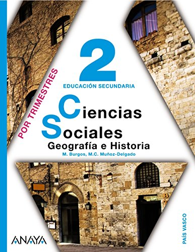 9788420759654: Geografía e Historia 2: Ciencias Sociales (País Vasco) - 9788420759654