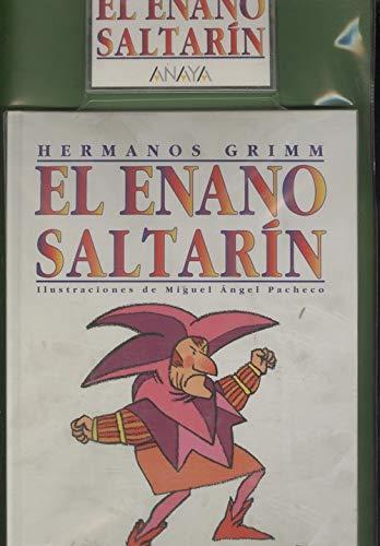 9788420763132: El enano saltarin : audio cuentos