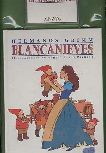 9788420763156: Blancanieves : audio cuentos
