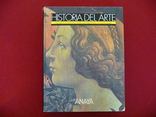 9788420763491: Historia del Arte (Spanish Edition)