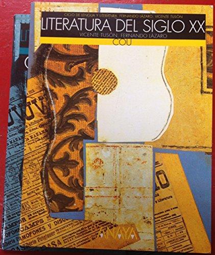 9788420764177: Literatura del siglo XX (cou)