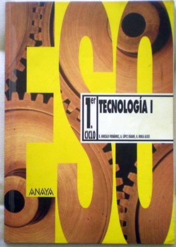 9788420765013: Tecnologia 1. primer ciclo, eso