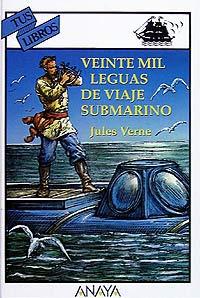 Veinte Mill Leguas De Viaje Submarino /: Jules Verne